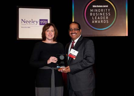 Dallas Minority Business Leader Award